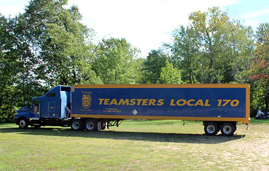 Teamsters Local 170 | Agents / Officers